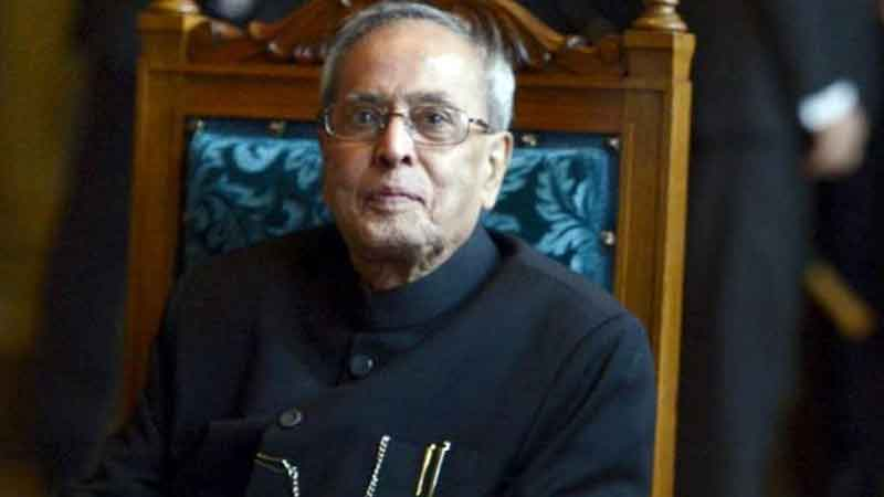 Pranab Mukherjee responding well to treatment son says he will be back soon