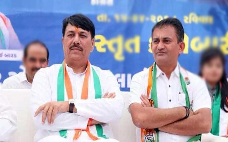અમિત ચાવડા અને પરેશ ધાનાણી નહીં આપે રાજીનામું, હાઇકમાન્ડે આપી સૂચના | Amit  Chavda and Paresh Dhanani Do not resign, High command Give Notice
