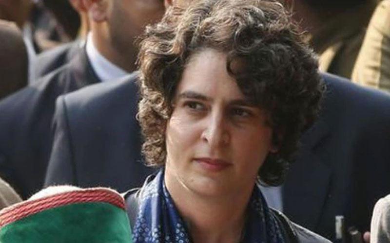 Priyanka gandhi congress party plan 2022 uttar pradesh