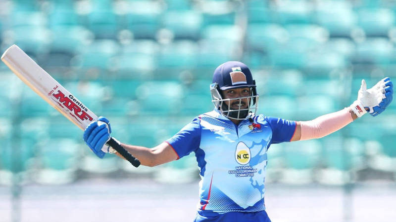 prithvi shaw made a double century breaks sehwags record