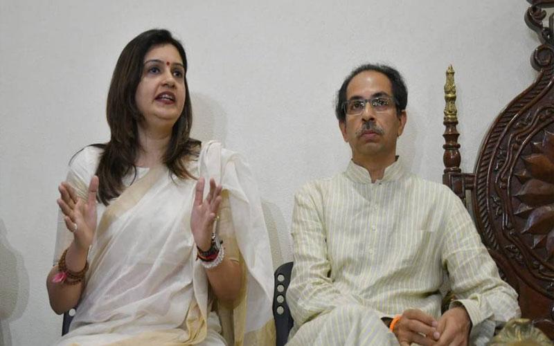 Congress spokesperson Priyanka Chaturvedi quits party, joins Shiv Sena