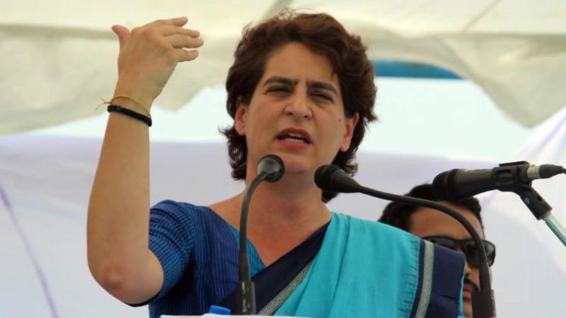 Ramp up testing for lockdown to yield results Priyanka Gandhi