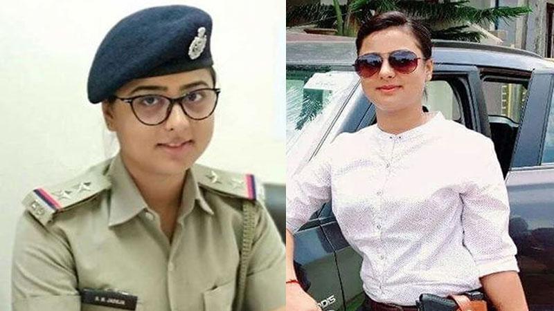 Ahmedabad psi shweta jadeja remand Sessions Court