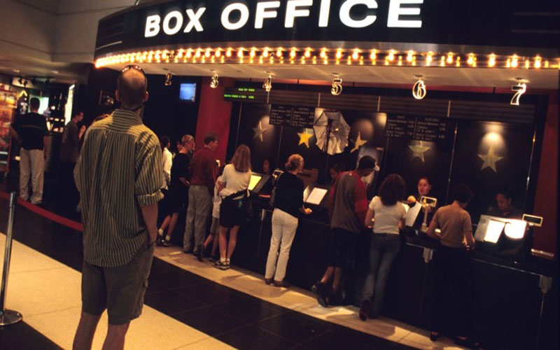 GST evasion:government made mandatory e ticketing for multiplexes