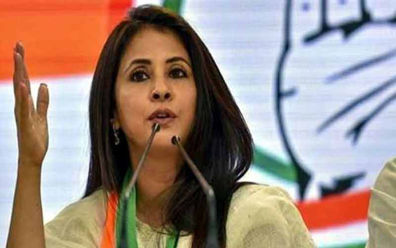 Congress Party Workers Did Not Cooperate In Lok Sabha Election Campaigning: Urmila Matondkar