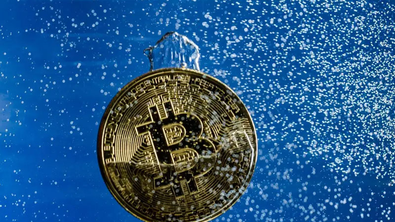 Bitcoin can push global warming above 2 degrees C in a couple of decades