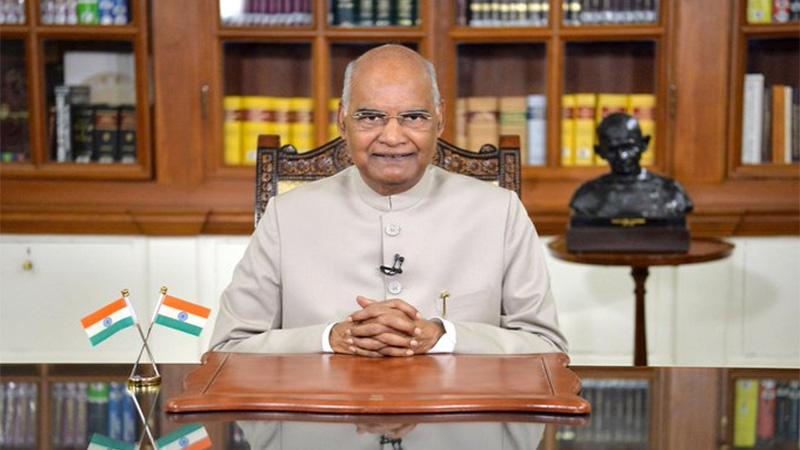 president ramnath kovind address to the nation