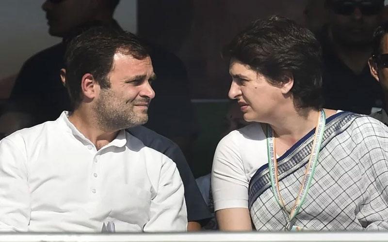 Shivsena Praised Rahul Gandhi And Priyanka Gandhi In Its Mouthpiece Samna For Election 2019