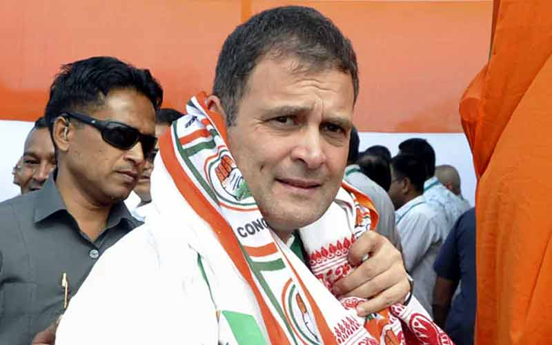 MHA issues notice to Rahul Gandhi over his citizenship