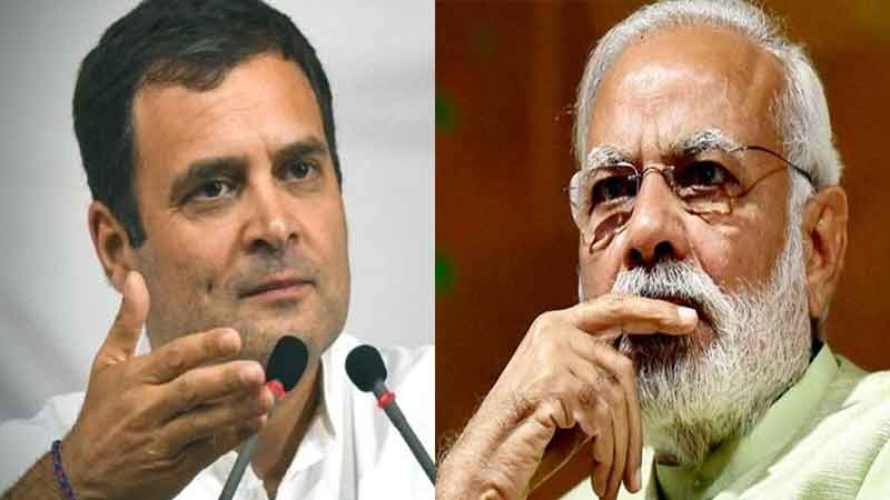 Rahul Gandhi on India lowest GDP growth since independence modi hai to mumkin hai