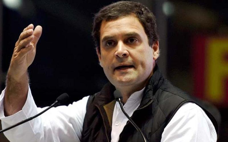 રાફેલ ડીલ ભ્રષ્ટાચારનો મામલો  PM મોદી રાજીનામું આપે: રાહુલ ગાંધી