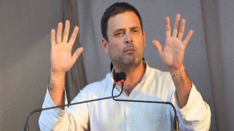 Rahul Gandhi Rape In India comment right or wrong