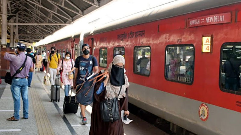 indian railways strict rules to travel if rules are not followed in trains then passenger may imprisoned and-penalty may...