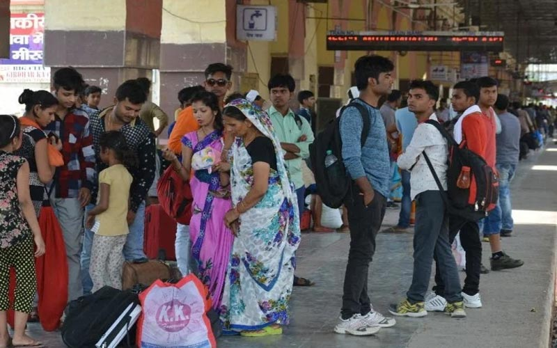 indian railways soon to have airport like entry and security system