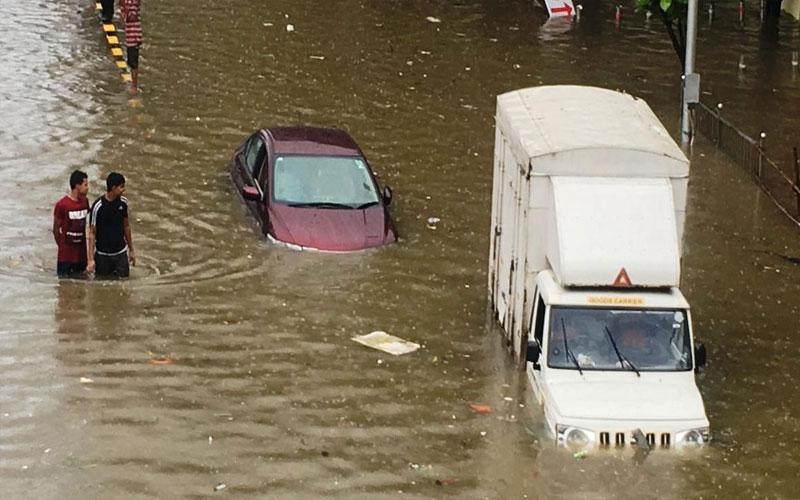 mumbai rain and monsoon update