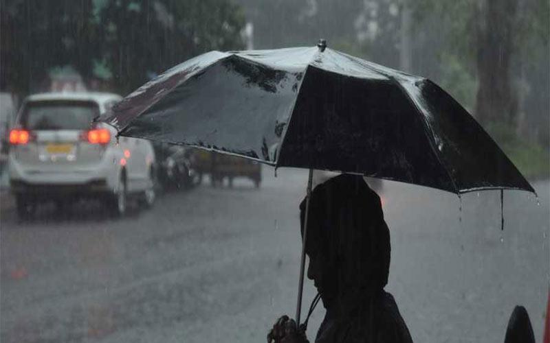 Cyclone Vayu Heavy Rain in Gujarat