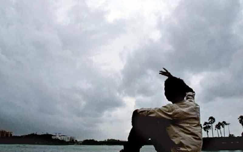 Weather section vayu cyclone heavy rain Gujarat
