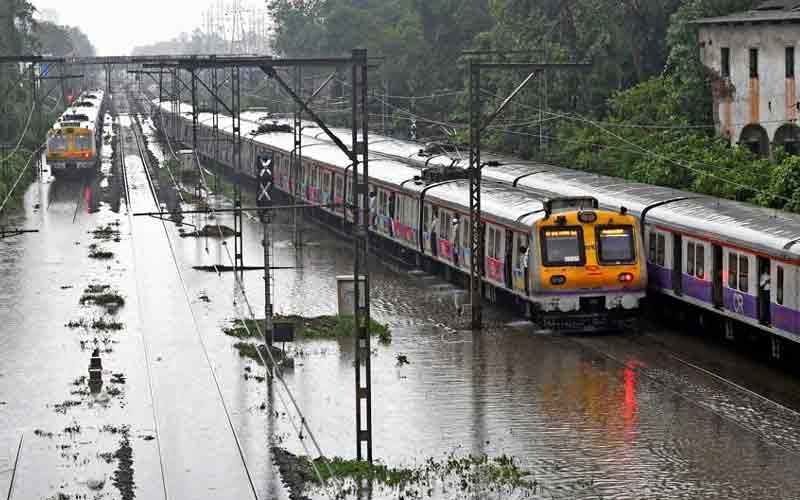 Heavy to very heavy rainfall in Konkan, Mumbai for next 4 days IMD