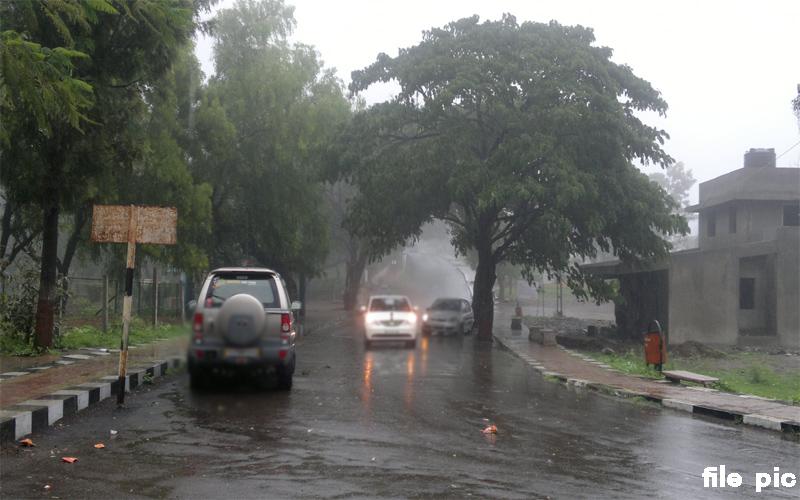 ડાંગઃ સાપુતારામાં ભરઉનાળે ગાજવીજ સાથે વરસાદ, વાતાવરણમાં ઠંડક પ્રસરી, ખેડૂતો ચિંતામાં