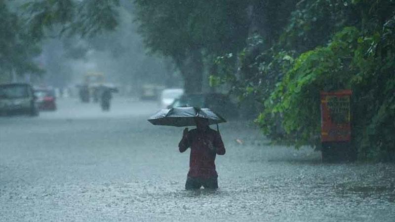 Next 48 hours heavy rainfall forecast in Gujarat Saurashtra
