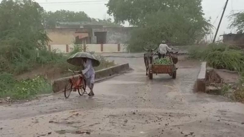 Amreli botad surat bhavnagar Climate change Gujarat meteorological department rain forecast