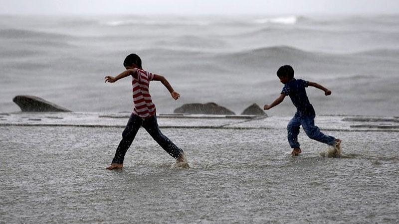 Heavy rain in gujarat Weather department rain forecast
