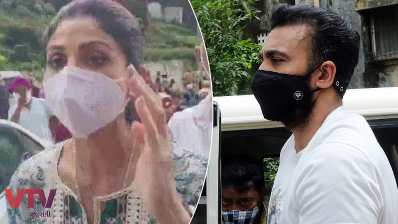 Shilpa Shetty says To Cops Too Busy Didn t Know What Raj Kundra Was Up To