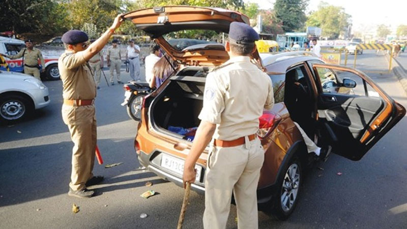 Delhi, Gujarat on alert amid fears of attacks rajkot
