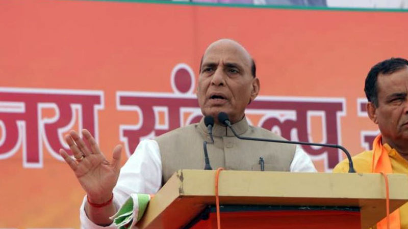 Wish India possessed Rafale jets during Balakot airstrike Rajnath Singh