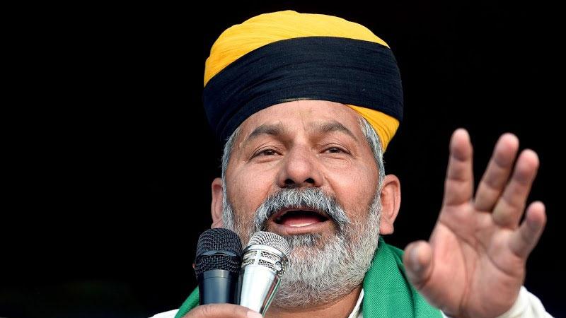 rakesh tikait said ready to resume talks with centre over farm laws