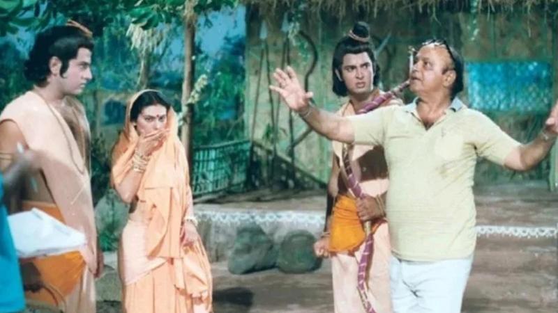 Ramayan ramanand sagar how special effects were created prem sagar reveals