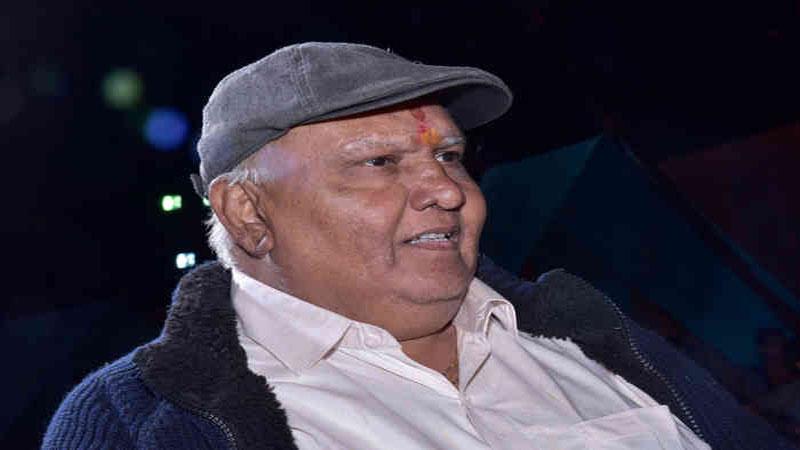 Porbandar MP Ramesh Dhaduk video gone viral on social media