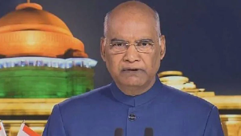 ramnath kovind addresses the nation on the eve of 73rd independence day