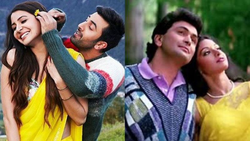 bollywood neetu kapoor shares a video of rishi kapoor ranbir kapoor viral on social media