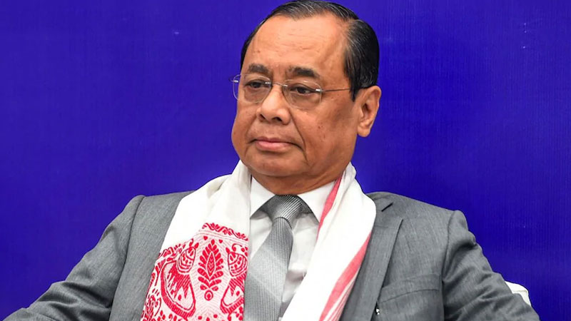 Ranjan Gogoi clarifies he intends not to jump into politics rubbishes claims as BJP CM contender