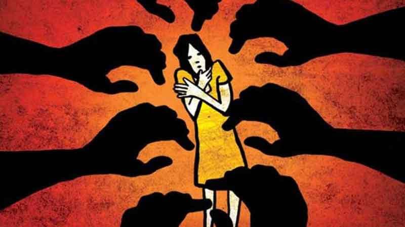 Attack on a rape victim in Bhuj's Madhapur kutch