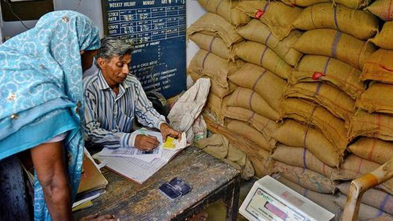 ration card beneficiaries will get five kilograms of gram free in fair price shops from december