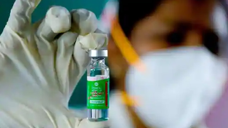 health ministry press conference on Corona vaccination in india