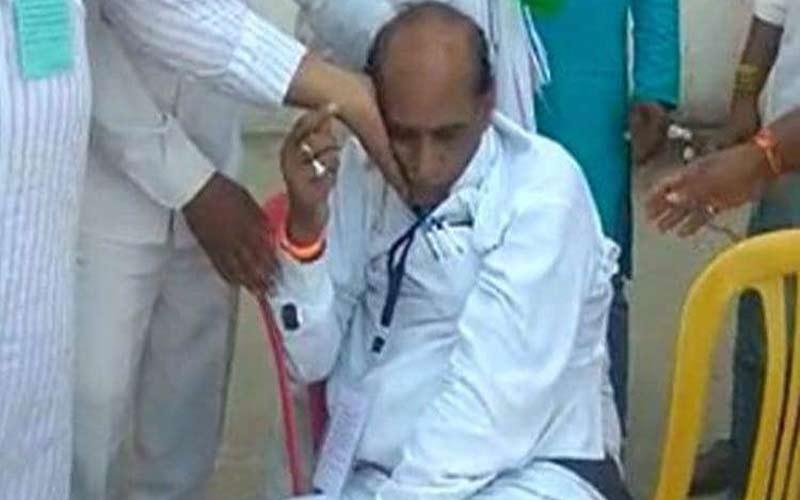 Madhya Pradesh's Sehore district Congress president dies of heart attack