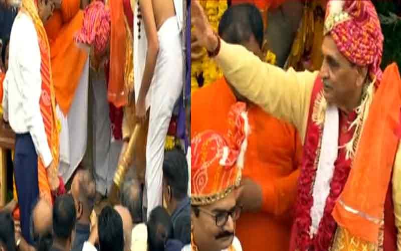 Rath Yatra 2019 CM Vijay Rupani