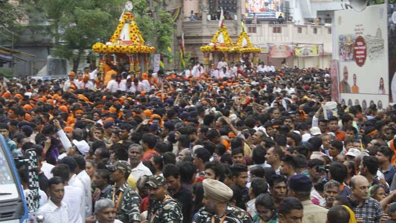 Will there be a rath yatra this year or not? Preliminary preparations started by the police