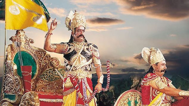 Ramayana doordarshan laxman interview sunil lehri talks about set incident