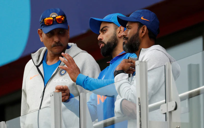 rishabh pant will learn from the mistakes says virat kohli after lost vs new zealand in semi final