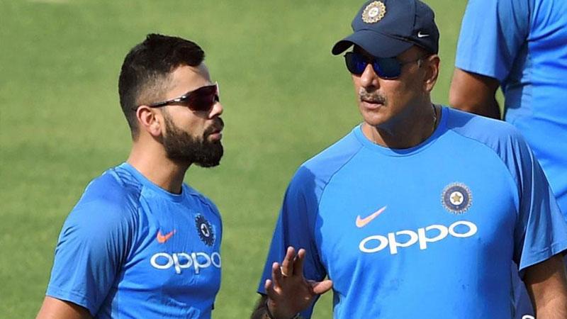 ravi shastri salary indian cricket team head coach annual package crores virat kohli