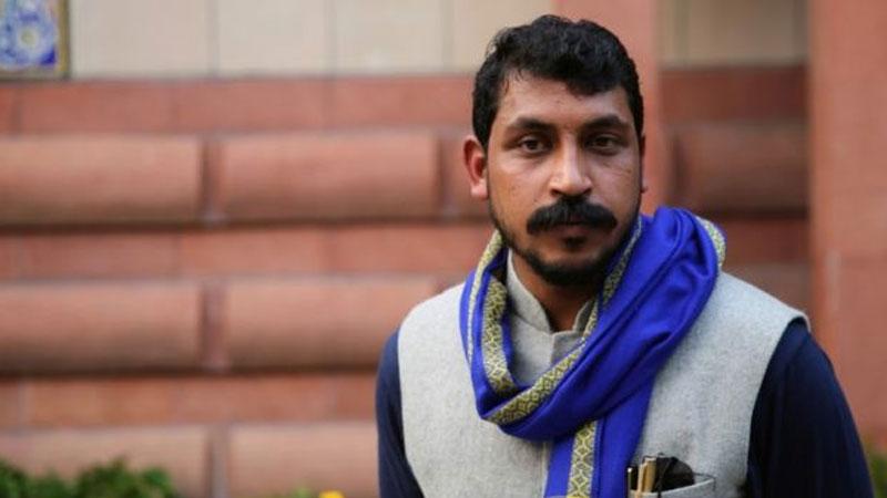 Ravi Das Temple Demolition 96 Arrested Including Bhim Army Chief Chandrashekhar today