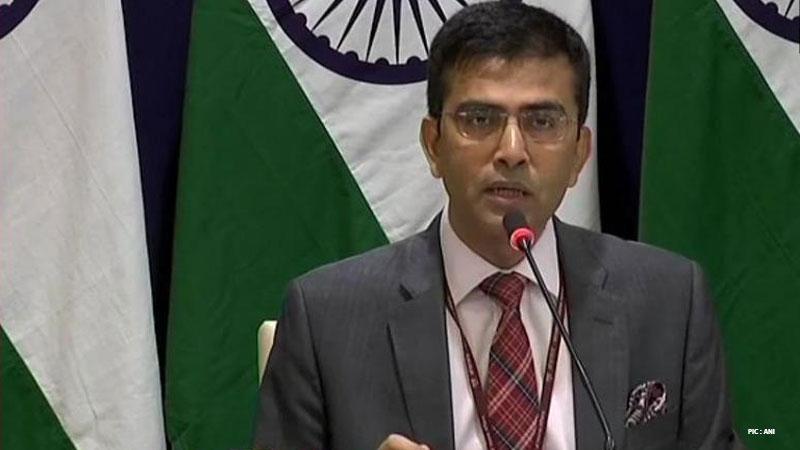 China objects to Jammu & Kashmir bifurcation