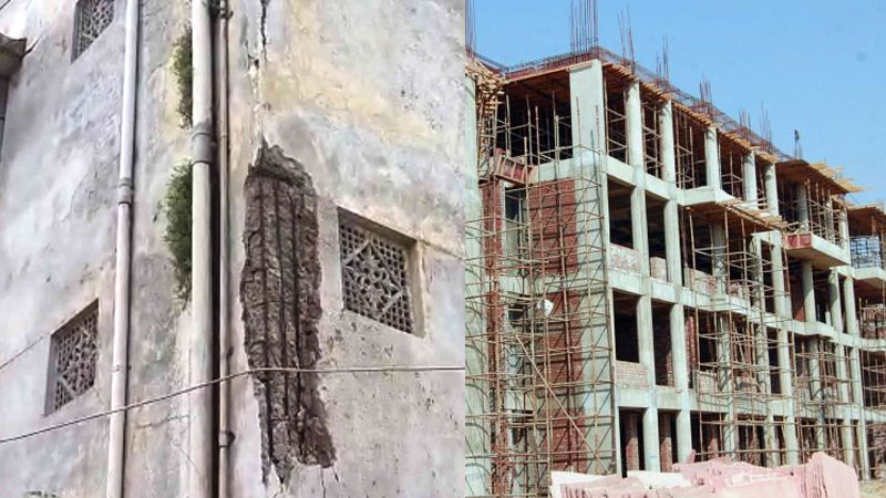 Ahmedabad municipal corporation important decision redevelopment old houses