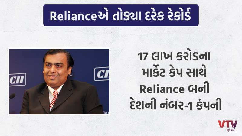 Reliance Industries mcap hits Rs 17 lakh crore mark as shares hit record high
