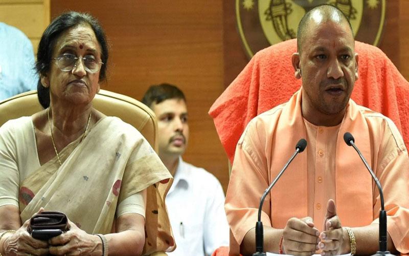 Court allowed uttar pradesh governments plea to withdraw a case lodged against cabinet minister rita bahuguna joshi
