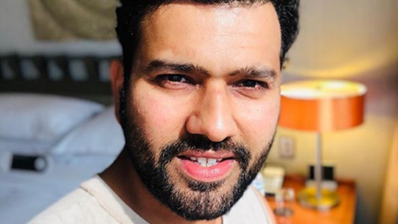 Rohit sharma says Winning the world cup is the only goal
